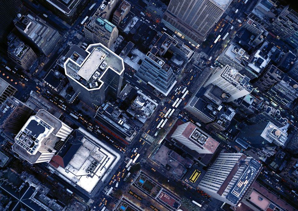 Aerial photography in NY
