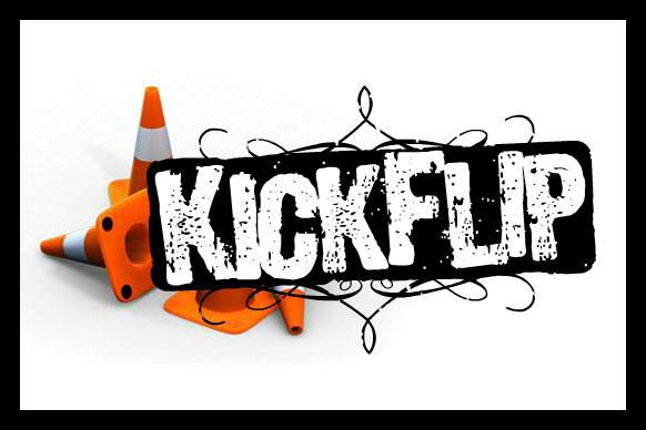 Kickflip logo