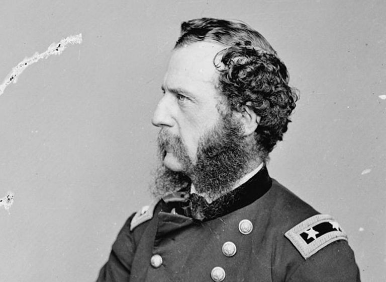 Samuel Crawford during the Civil War