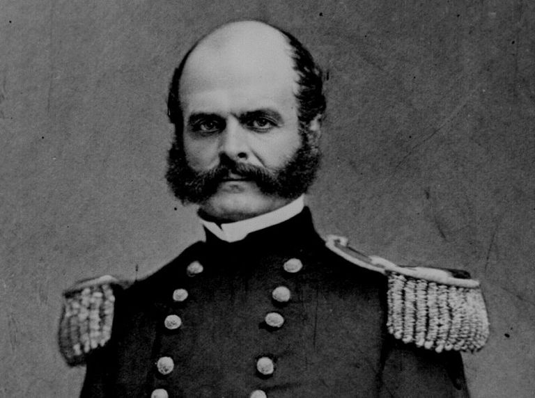 Ambrose Burnside in the Civil War