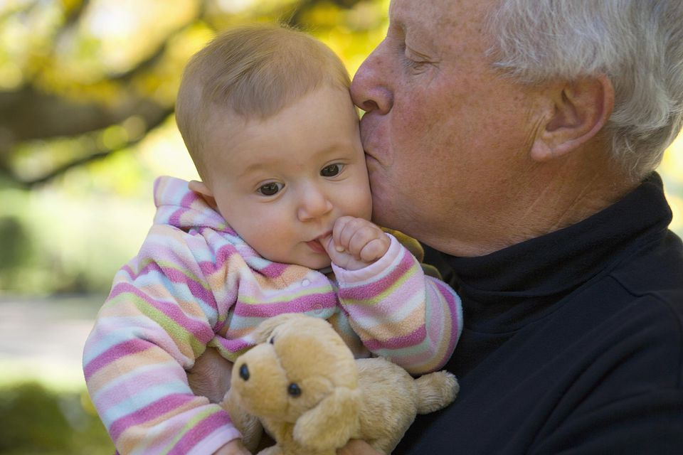 grandparents rights in Arkansas
