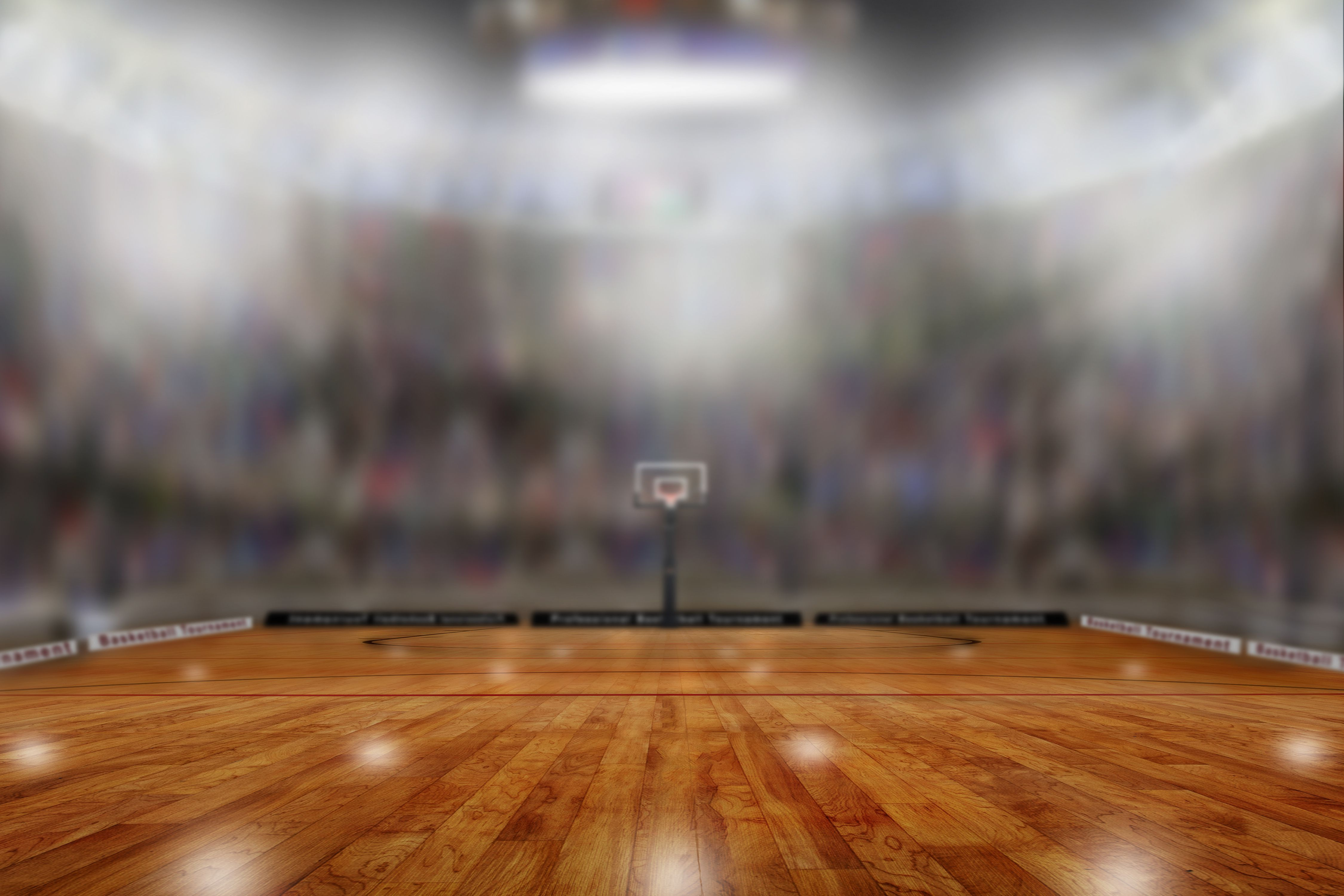 Can i use march madness to sell products services for Making a basketball court