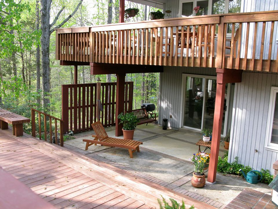 Backyard Deck Design Property Types Of Decks To Build For Any Space On Your Property