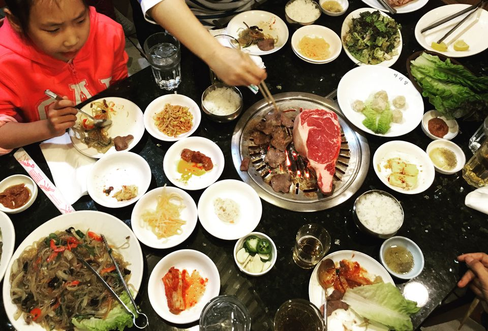 The Best Place for Korean BBQ on Buford Highway: Han Il Kwan