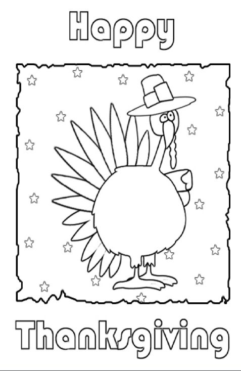 thanksgiving stencils to print