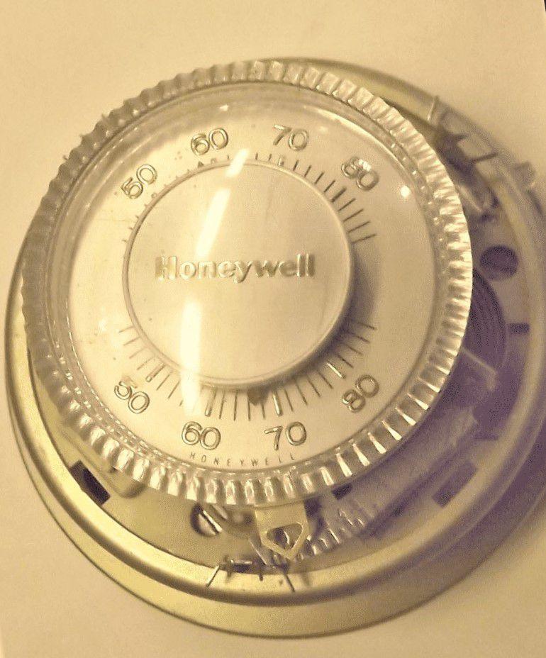 Honeywell Round Thermotat