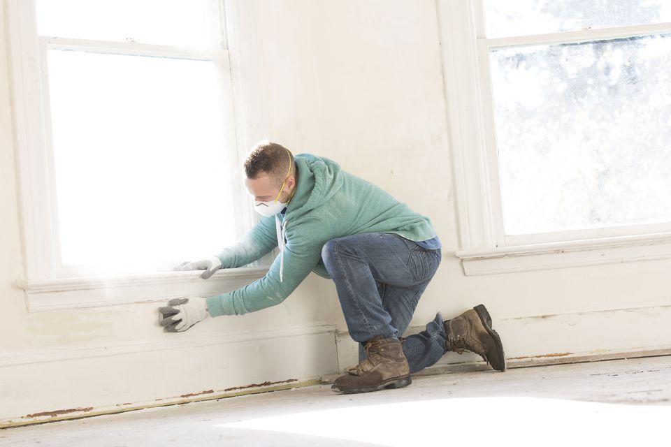 Washing Walls Before Painting Tsp