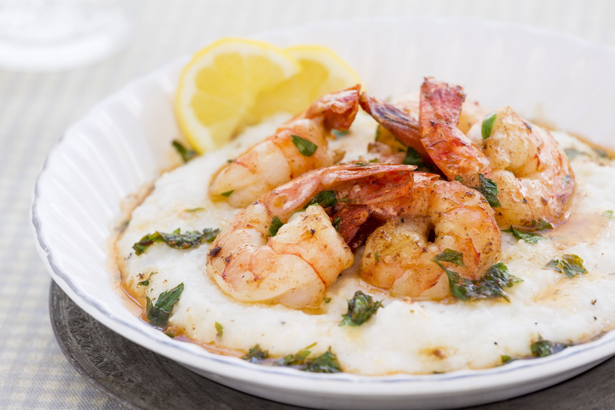 Easy Shrimp and Grits Crock Pot Recipe