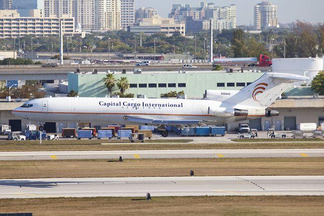 N308AS B727F Capitol Cargo