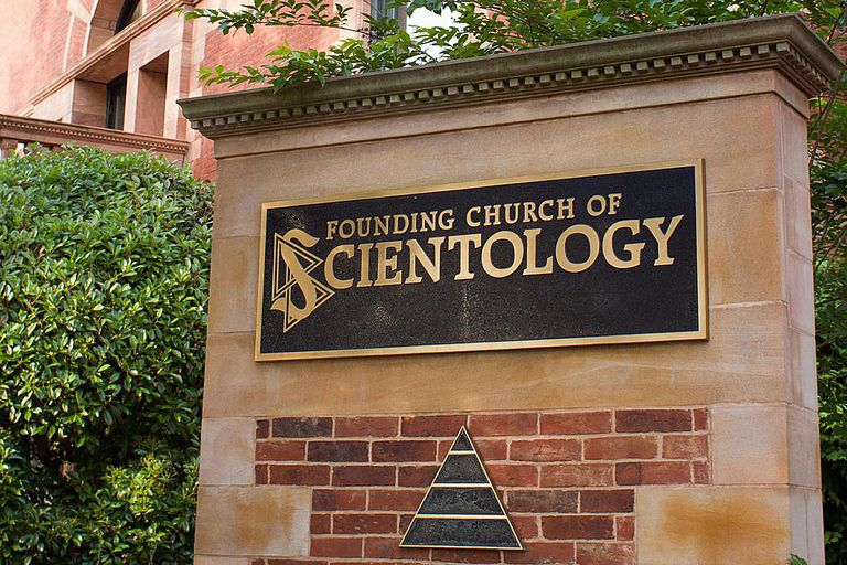 The Founding Church of Scientology