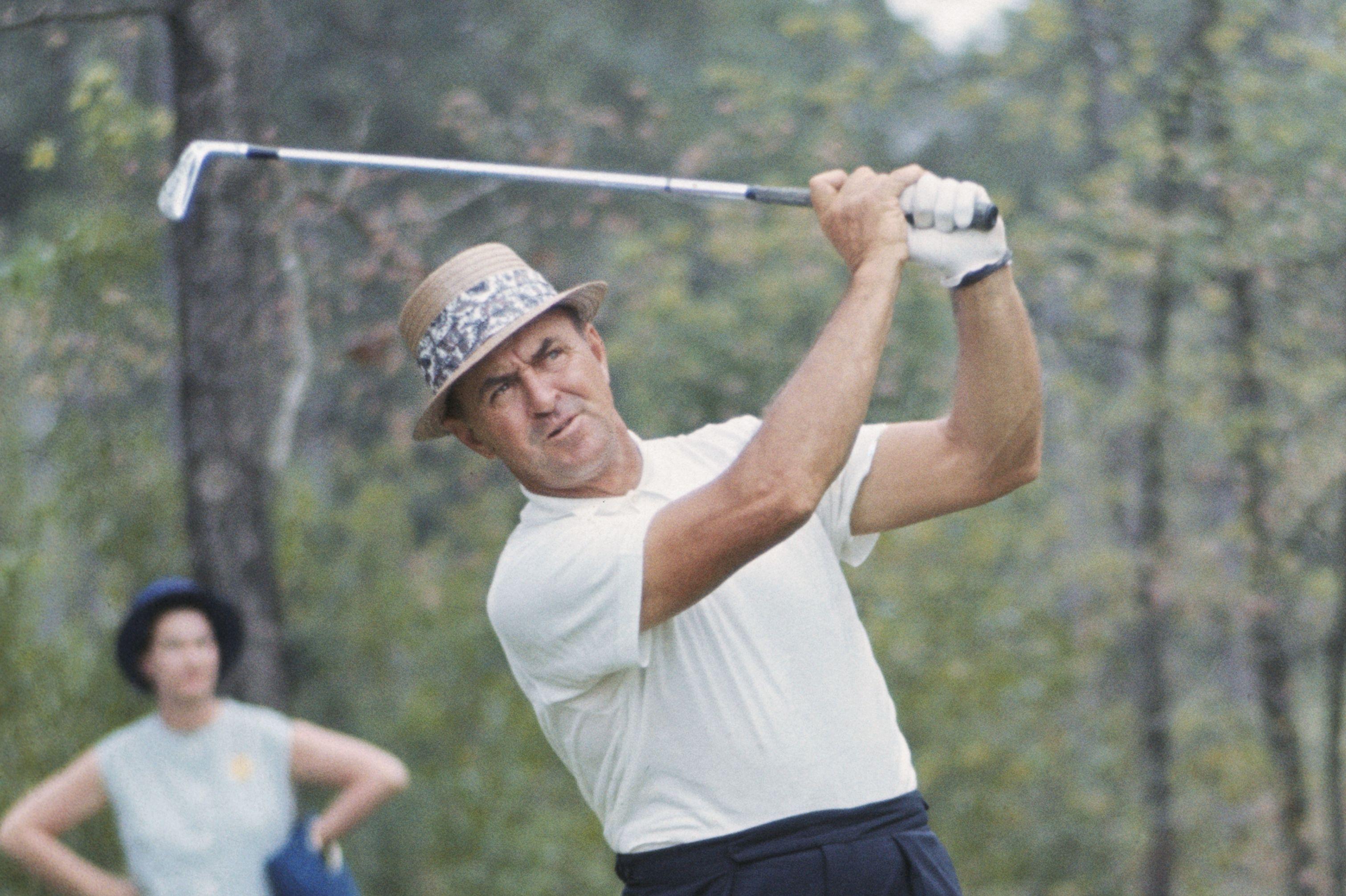 golfer sam snead biography and career details