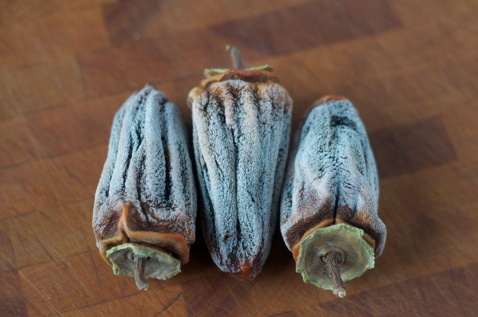 Hoshigaki, Japanese Dried Persimmons