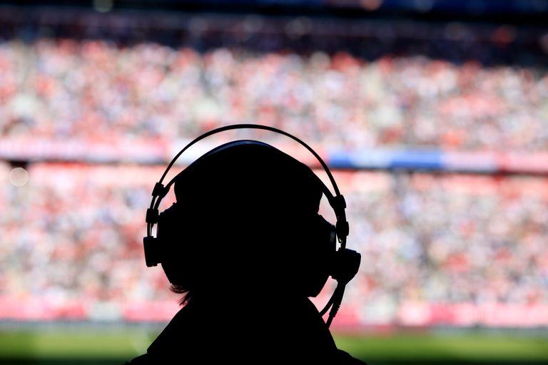 Sports Announcer