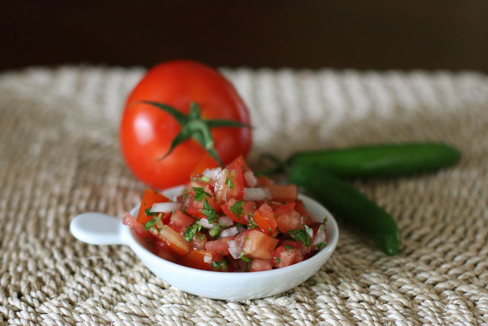 Easy Fresh Salsa