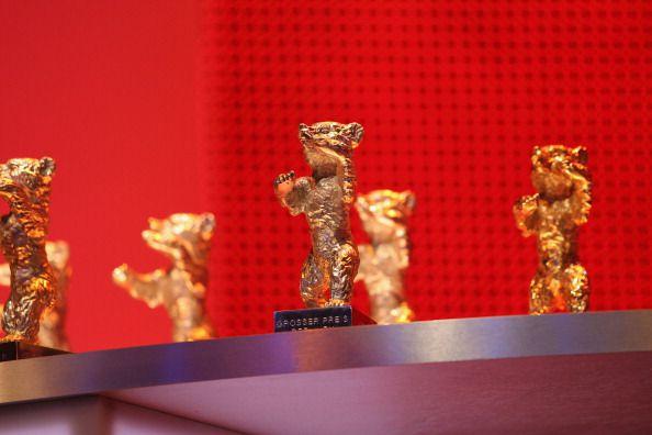 Osos de Oro, los premios más importantes del Festival de Cine de Berlín.
