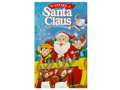 Mrs claus dumps santa monologue all about the story of santa claus santa claus holding letter spiritdancerdesigns Choice Image