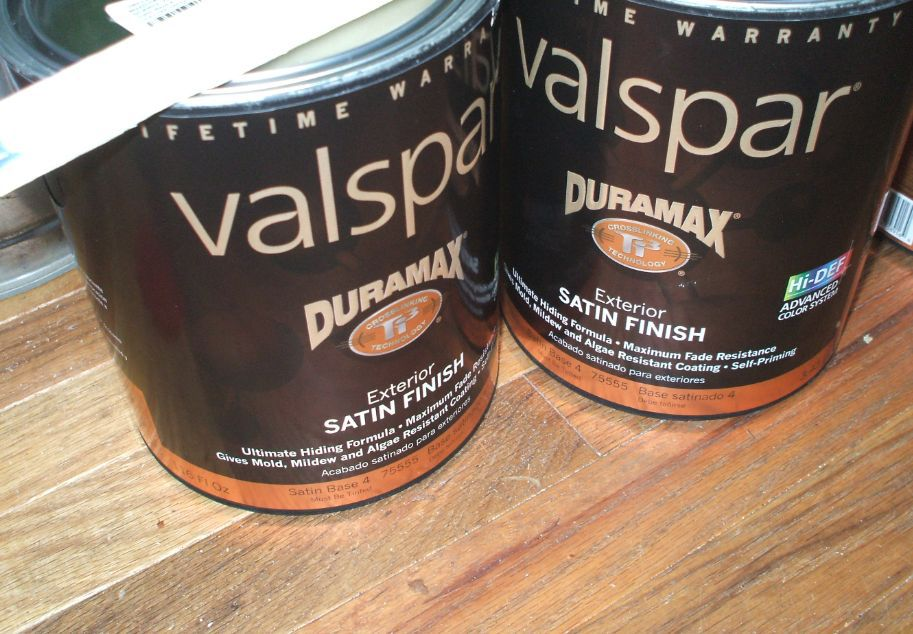 Paint types and where to use them - Types of paint finishes ...