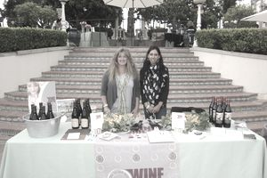 Wine Duets at Hearst Castle Event