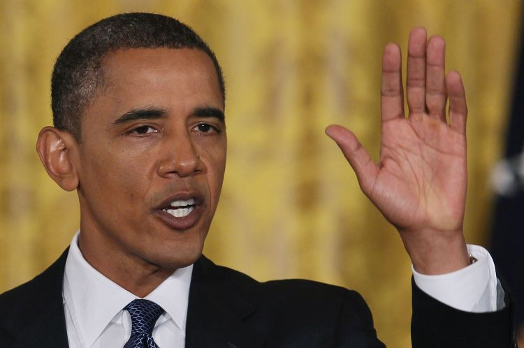 Obama's Wedding Ring Out for Repairs?