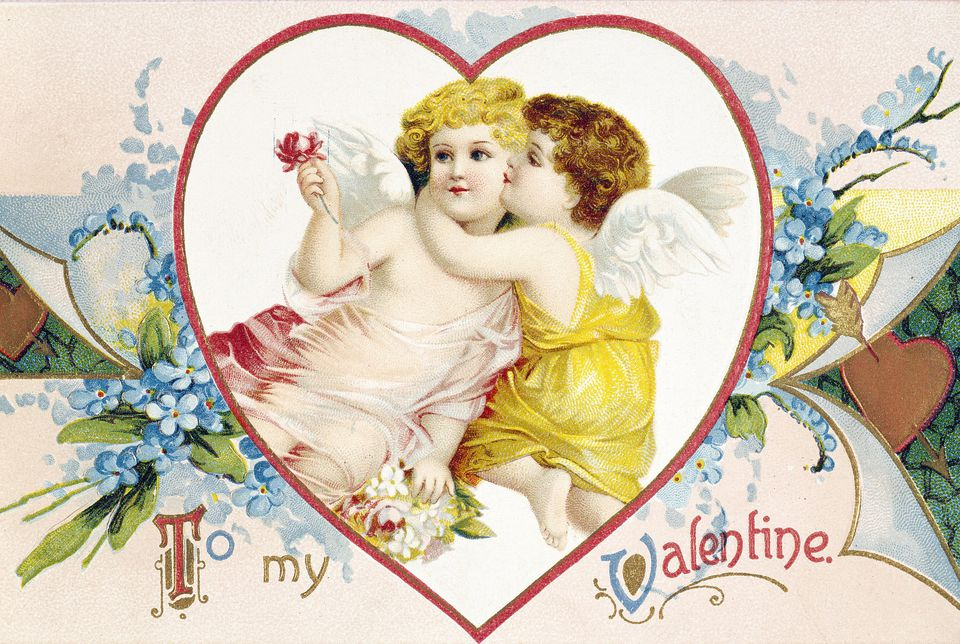 history, spells and folklore of valentine's day in britain, Ideas