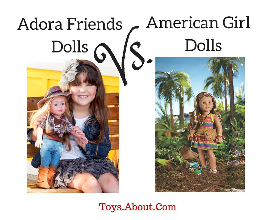 American Girl Doll Room Tours
