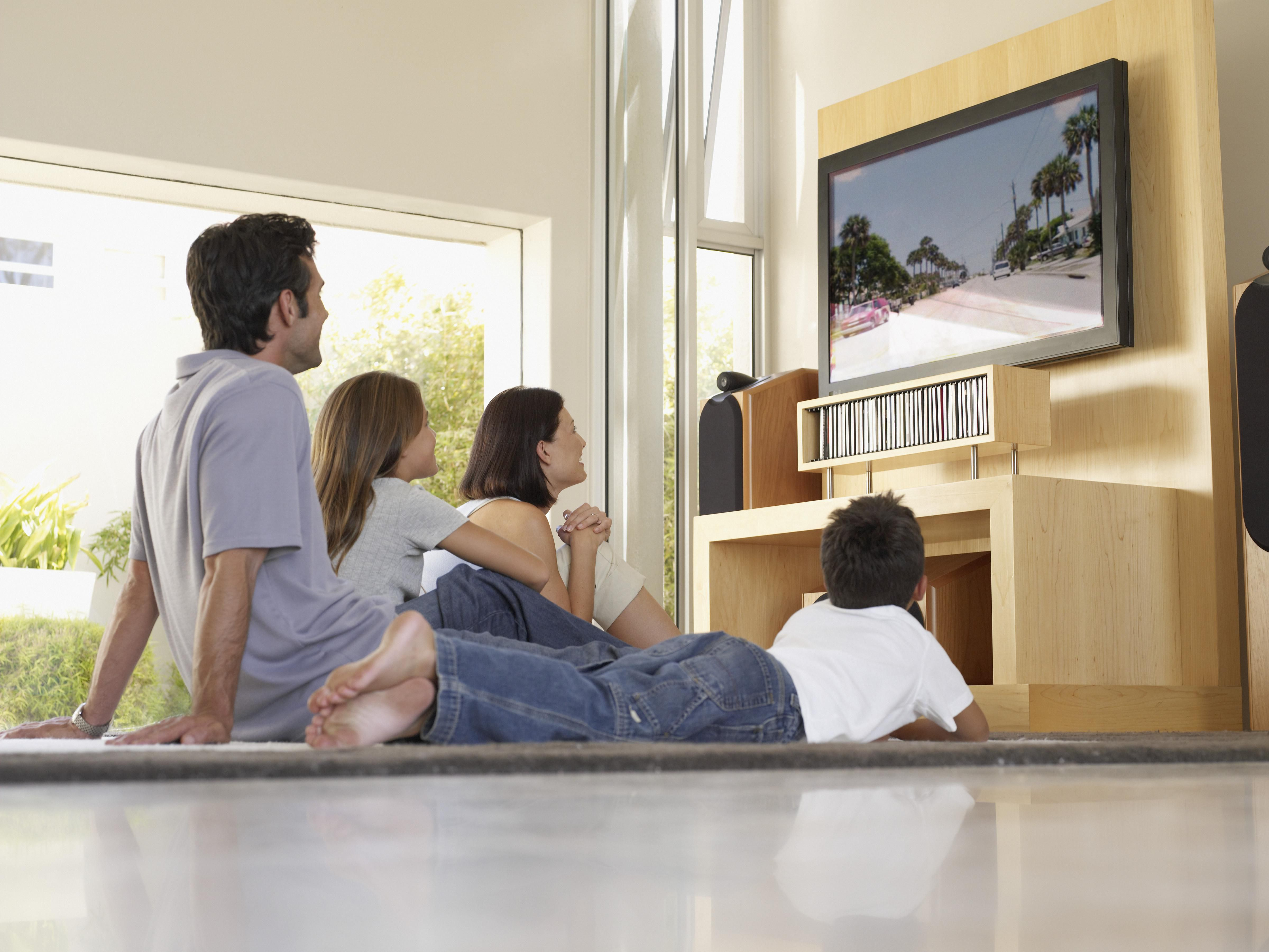 Meet A Real Nielsen Ratings Family