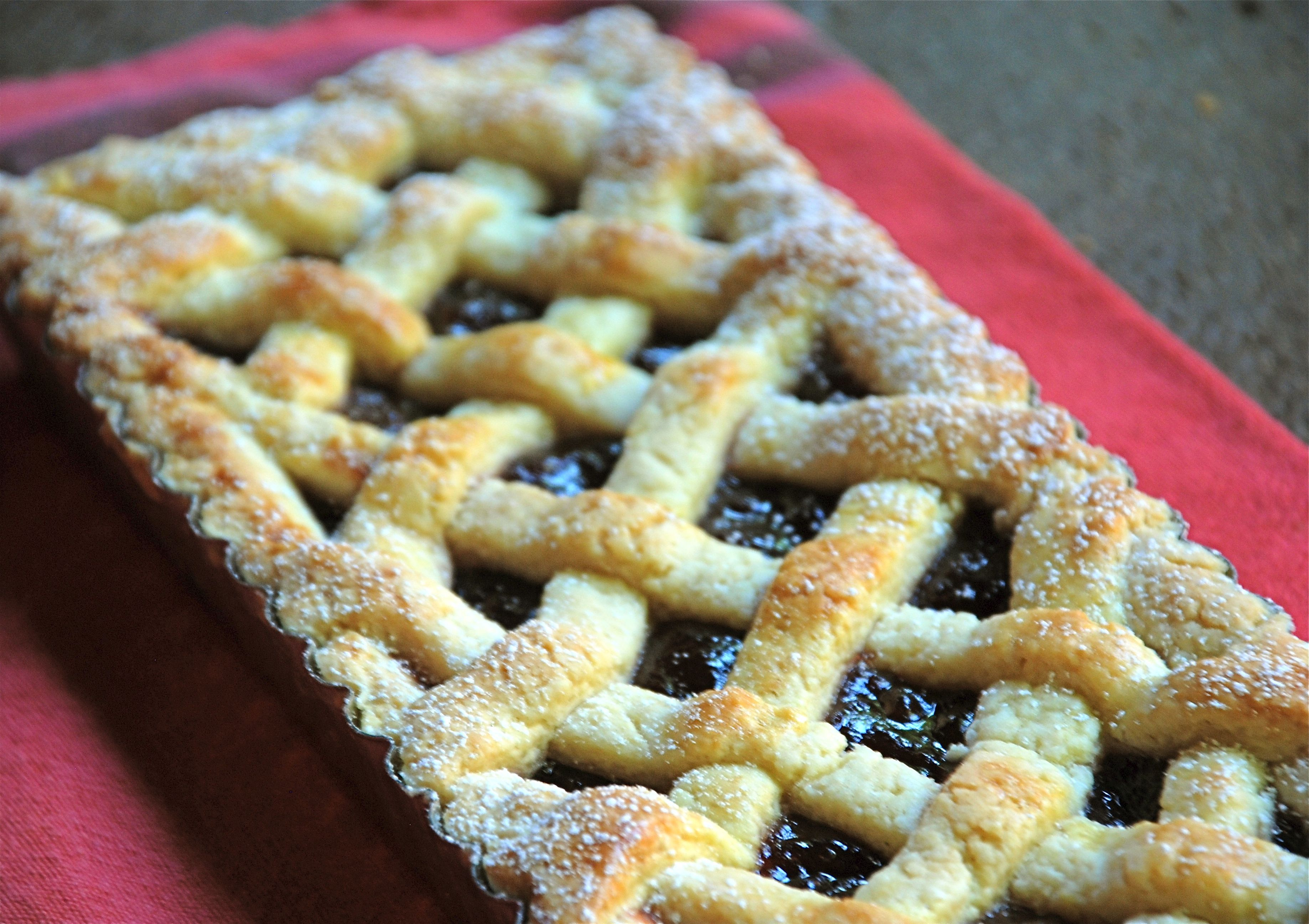 South american food recipes try this argentinian pasta frola de dulce de membrillo tart recipe forumfinder Choice Image