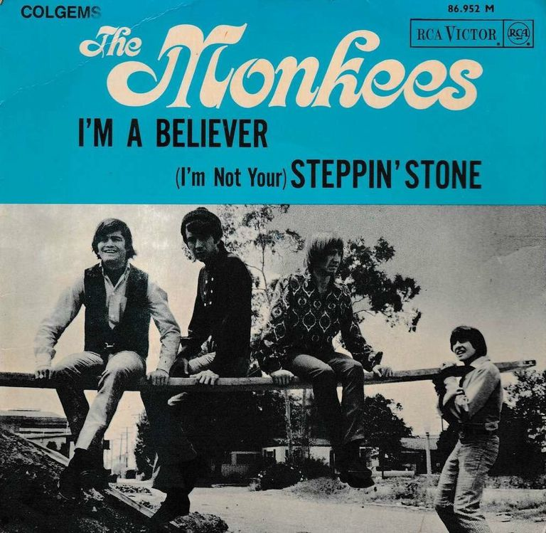Monkees I'm a Believer