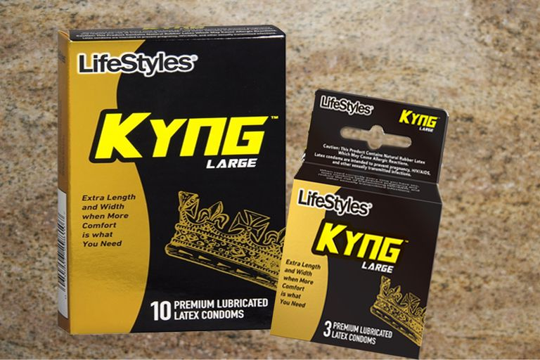 LifeStyles KYNG Condoms