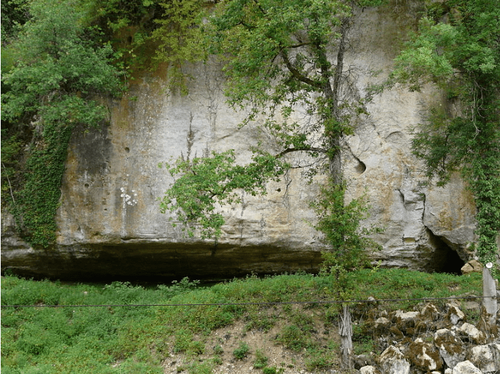 Abri Castanet, France