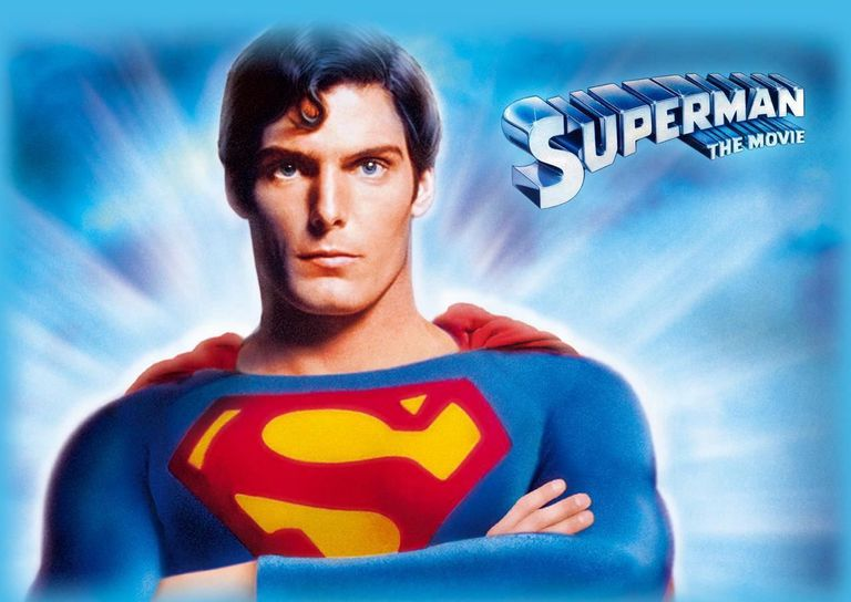 Title card for Superman (1978)