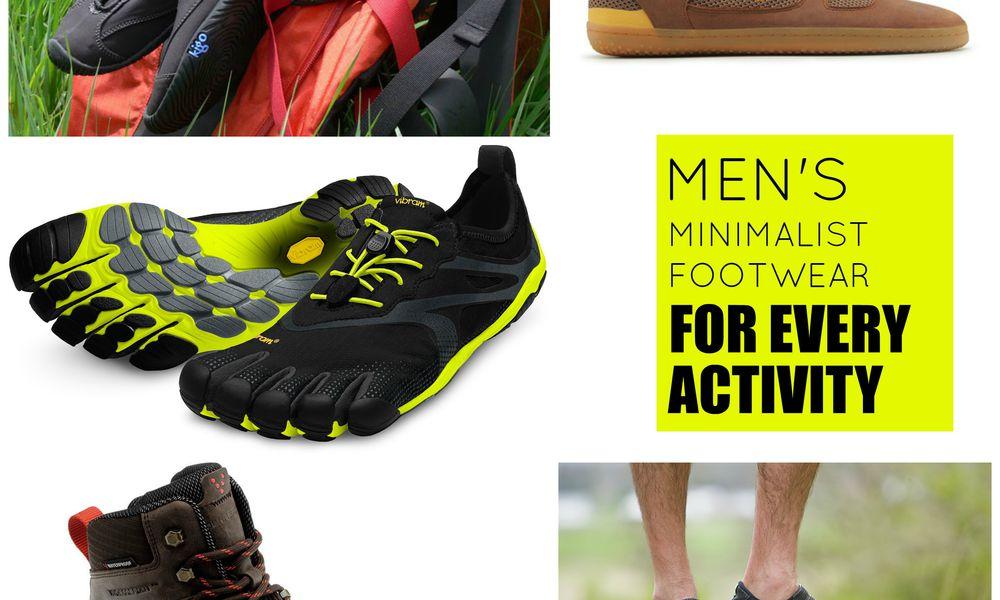 Men's Minimalist Footwear