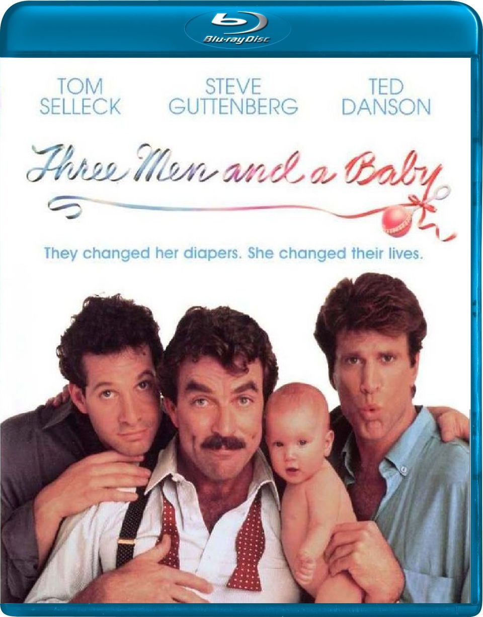 Thee Men and a Baby Movie