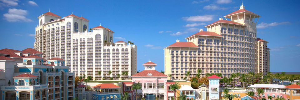 Preview Of The Baha Mar Resort In The Bahamas