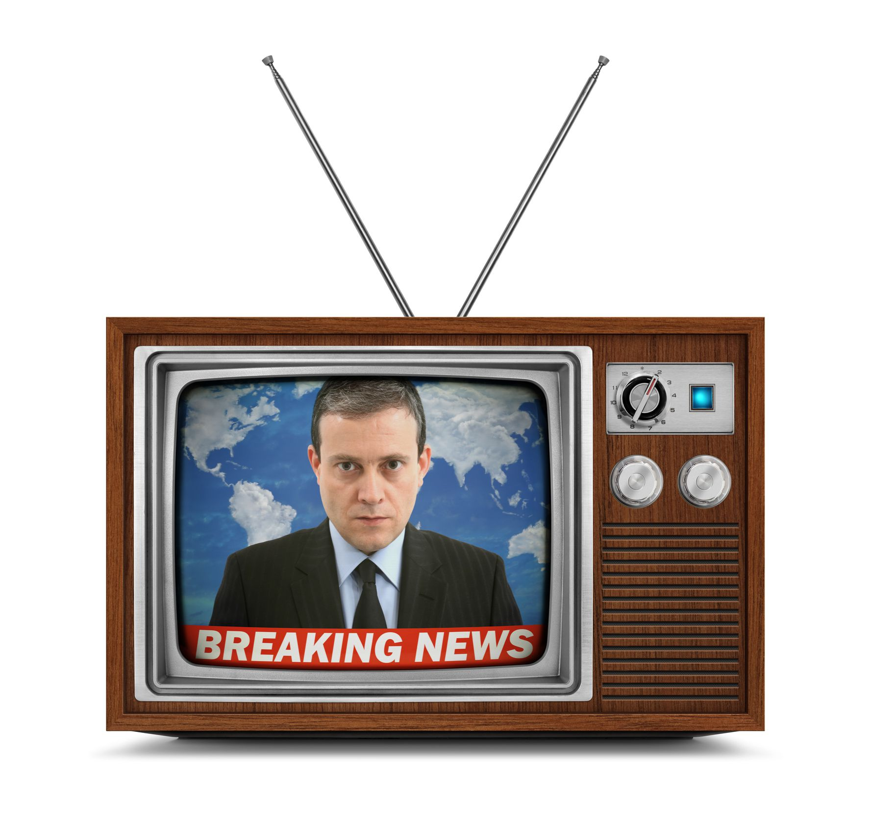 Viral News Webster Terms: Why Is There So Much Breaking News On TV?