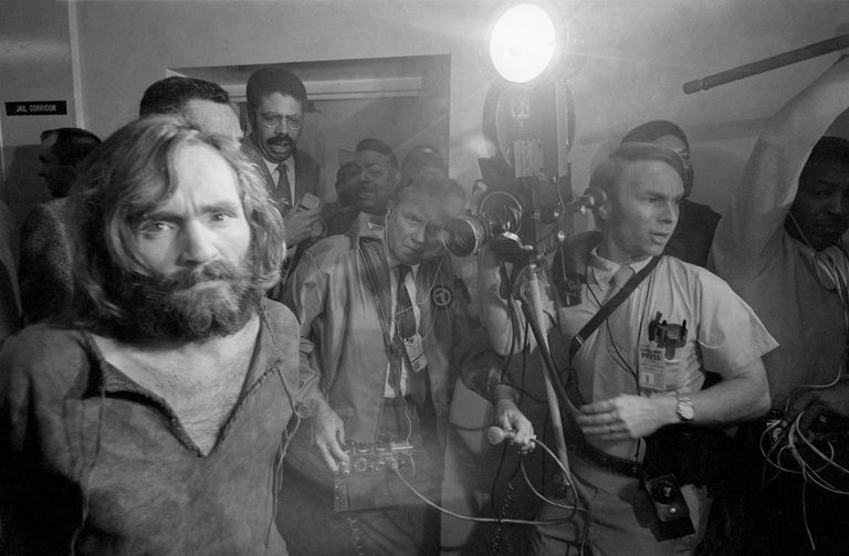 Charles Manson Returning to Los Angeles Jail