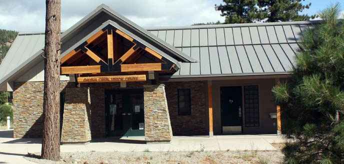 Galena Creek Visitor's Center