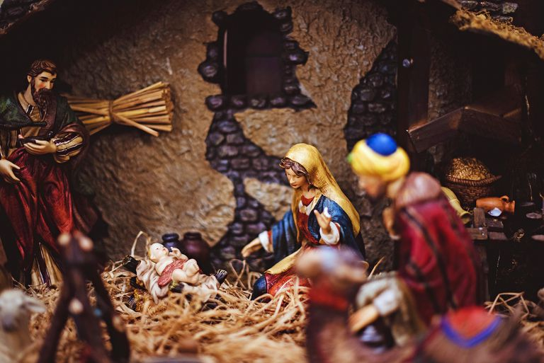 Learn the Bible's Christmas Story of the Birth of Jesus