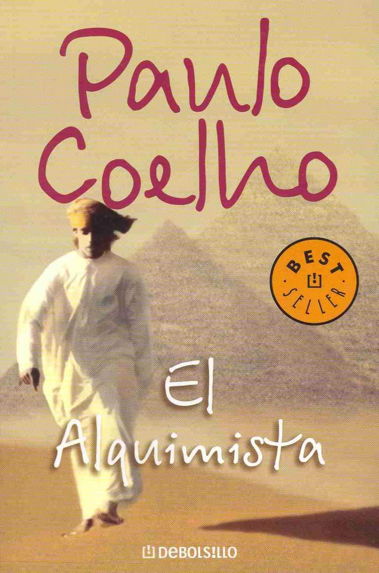 El alquimista el libro mas popular de Paulo Coelho