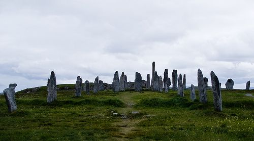 Callanish Megalithic Monument