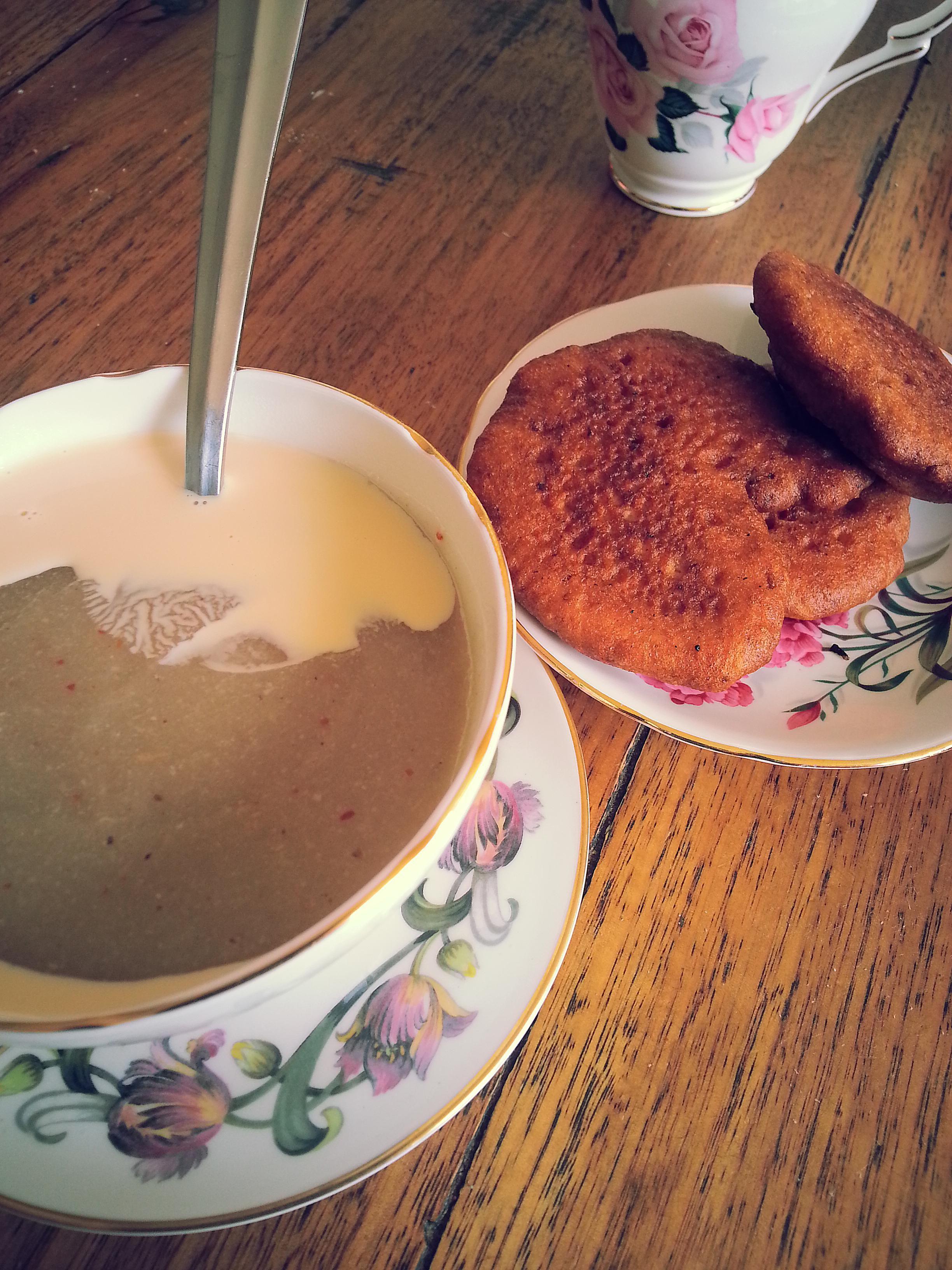 Hausa Koko Spicy Millet Porridge