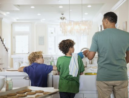 How To Do Dish Washing In The Proper Order