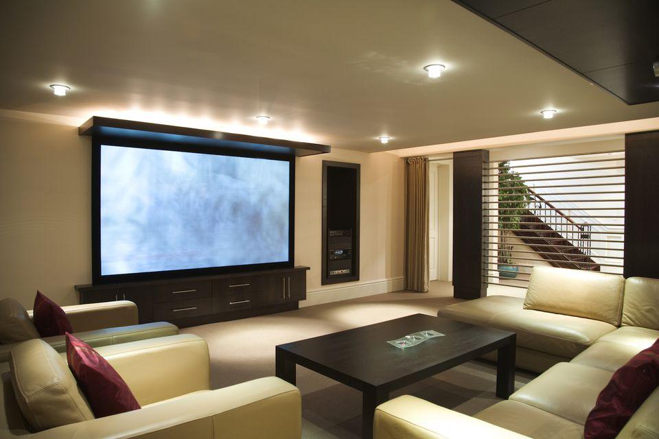 Basement Interior Ideas
