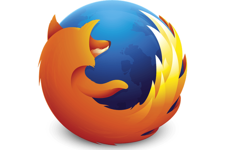 Picture of the Firefox logo