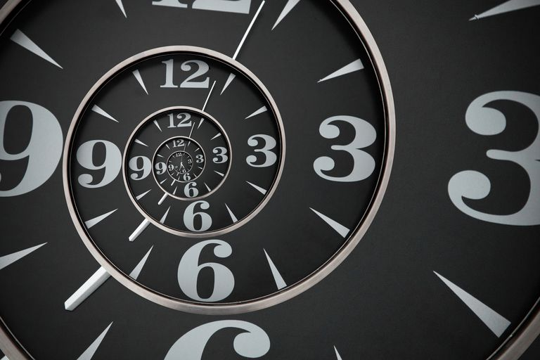 From a physics perspective, there's no doubt time exists.
