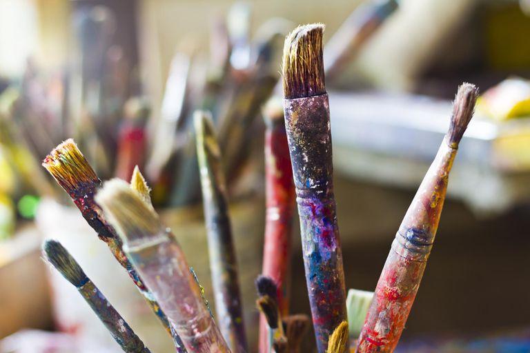 Painter's Brushes