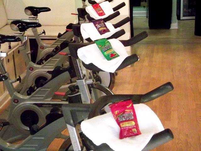 Jelly Bean Cycle Class