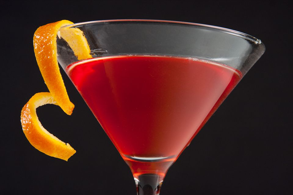 The Classic Boulevardier Cocktail - Bourbon Negroni Recipe