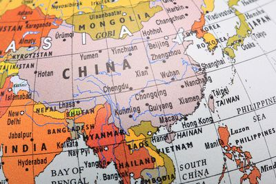 Neighboring countries in geography essential geography facts about the countries bordering china sciox Image collections