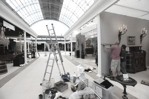 Olympia International Fine Art and Antiques Fair, Getty Images